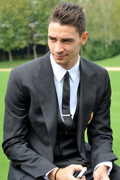 Italy footballer Mattia De Sciglio