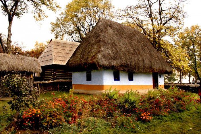 "National Village Museum ""Dimitrie Gusti"", Bucharest."