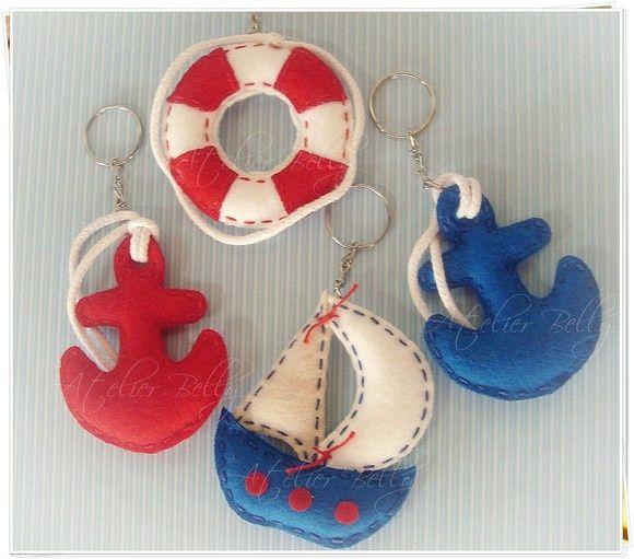 lembrancinha nautica