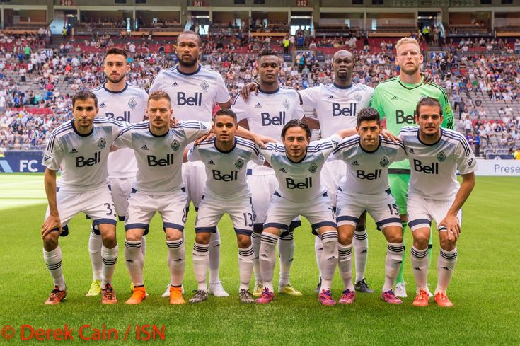 WHITECAPS FC ANNOUNCE 2018 OPENING DAY ROSTER