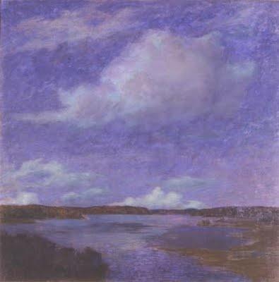 "Prince Eugen de Suède : ""Nattmoln"" Un ciel nordique"