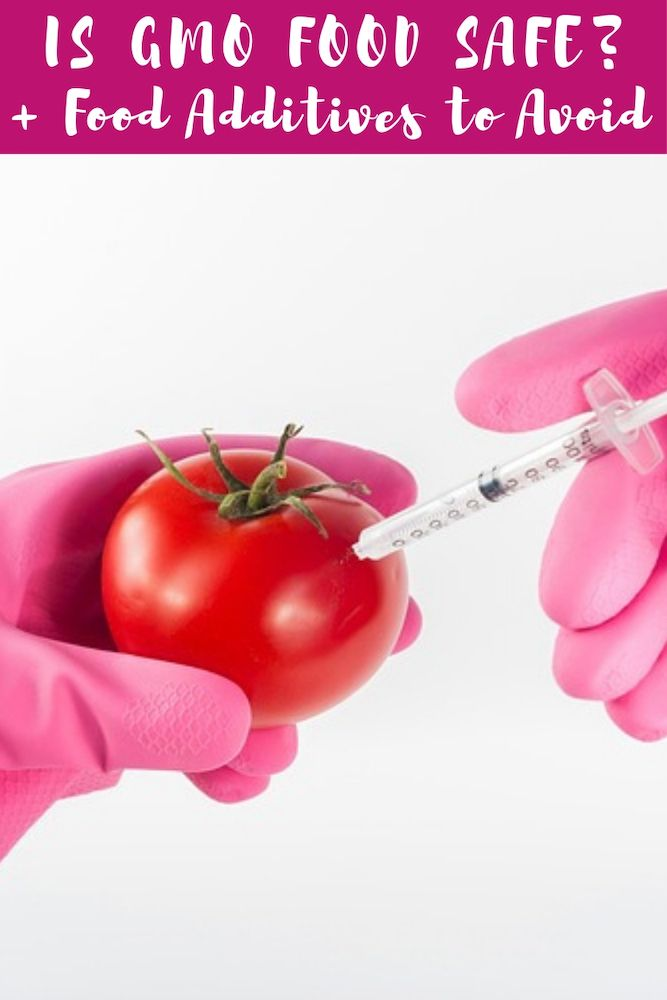 Is Gmo Food Safe Plus Food Additives To Avoid With Images