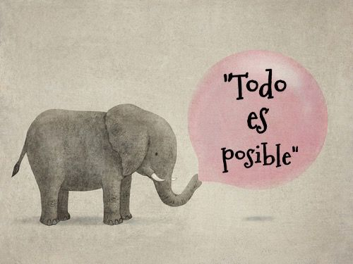 Todo es posible !