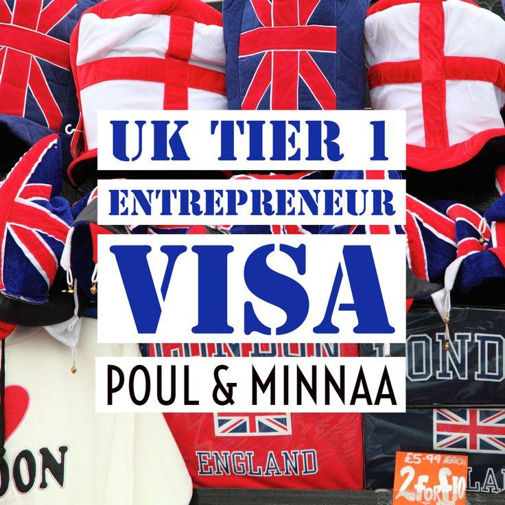 Apply For UK Tier 1 Entrepreneur Visa The Entrepreneur(UK
