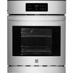 "Kenmore 24"" built in oven $700 on sale at Sears 50%off"