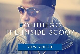 Vibrant fashion trends showcased in a #ONTHEGO environment with insiders input