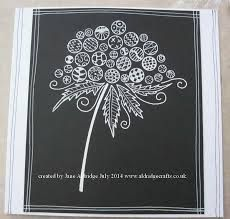 woodware bubble bloom stamp - Google Search