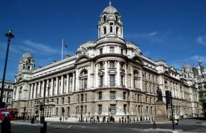 An iconic building, known as the War Office, where British leaders made plans during the two world wars and the Cold War, is being put up for sale by the government. This is the same building in which the likes of Winston Churchill and David Lloyd-George once had offices. Ministers hope the Whitehall building, with its great historic value, will sell for more than £100m.