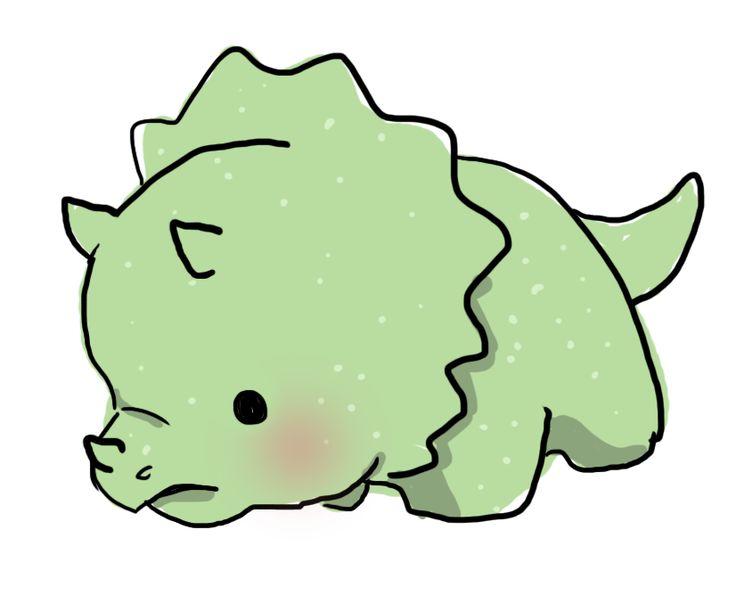 Cute Dinosaur   RAWR!!!!!:3   Pinterest