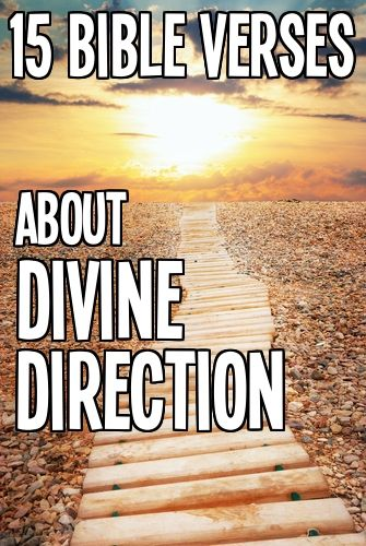 What Does the Bible Say About Divine Direction?