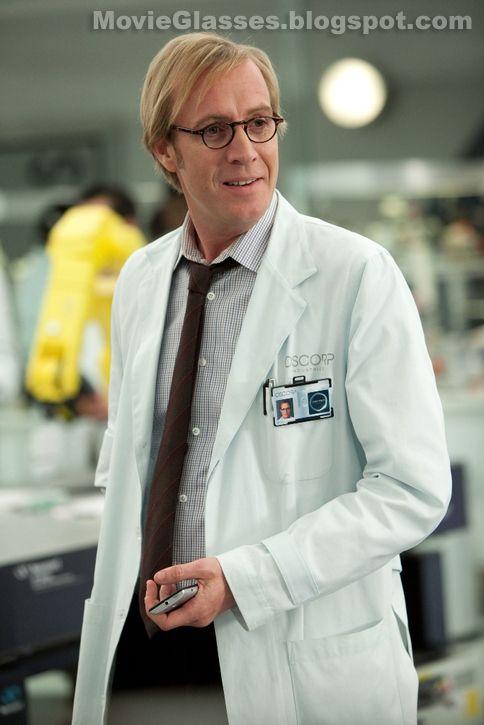1dd8f8f7d05e Rhys Ifans as Dr. Curt Connors in The Amazing Spider-Man wears Oliver  Peoples Eyewear