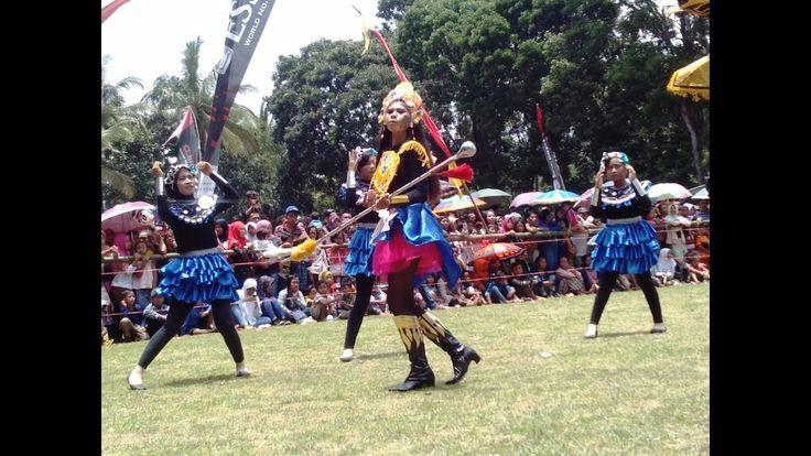 Marchingblek (marchingg band traditional) from salatiga city