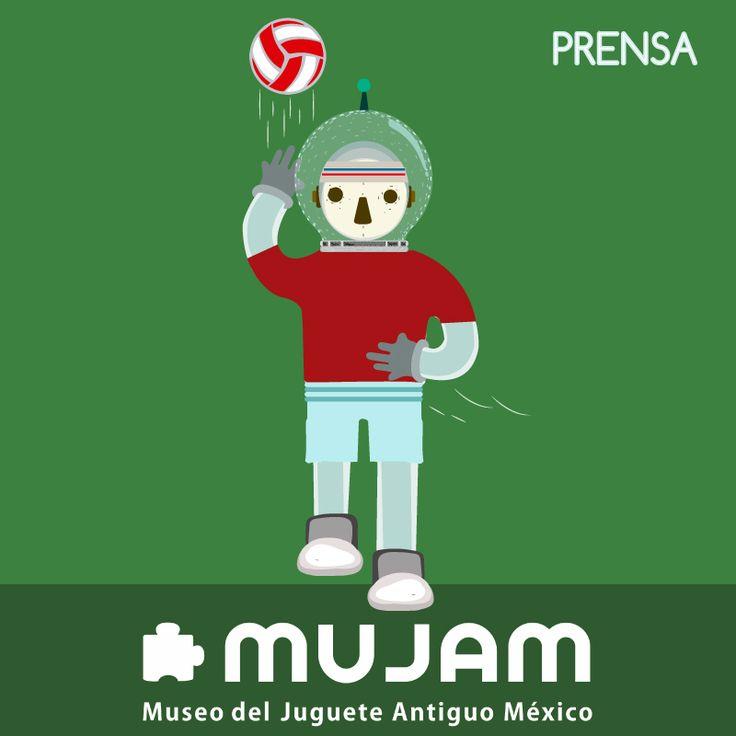 Voleibolnauta: MUJAM LUCHA LIBRE, MUSEO DEL JUGUETE ANTIGUO MÉXICO, CELEBRACIÓN, FIESTA, CONCIERTOS, TORNEOS, CIRCO, TALLERES, MÚSICA EN VIVO, MURALES: Conoce más de este perfil en: https://www.facebook.com/prensa.mujam?fref=ts