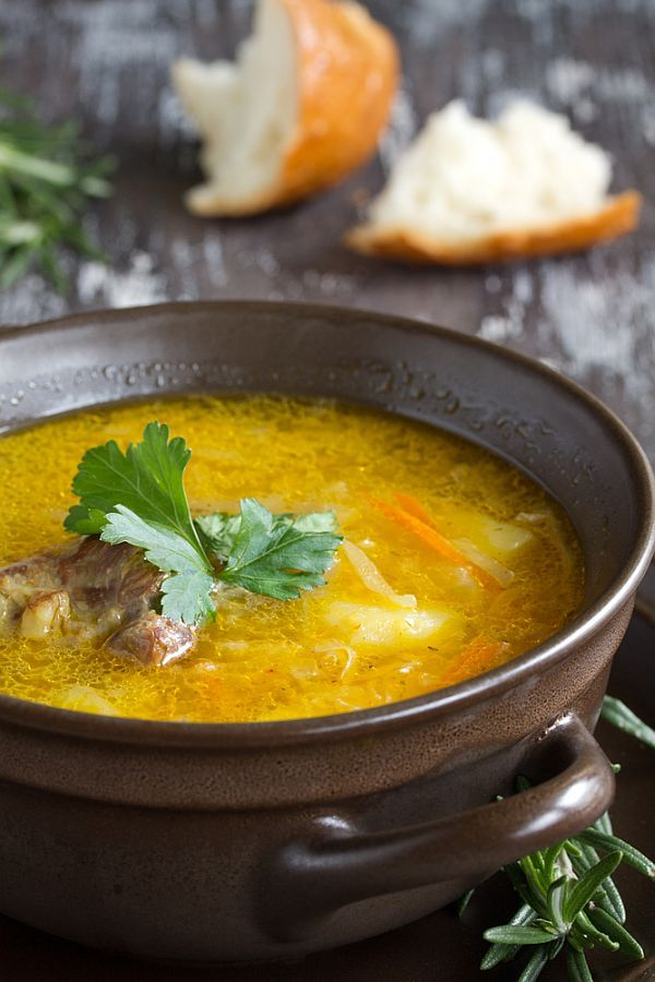 """""""Shchi"""" - the soup is easy to prepare, involves cabbage as a main ingredient and foodies consider it best served after a day's marinating."""