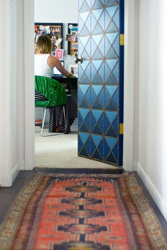 Statement Doors, 3 Ways   Apartment Therapy