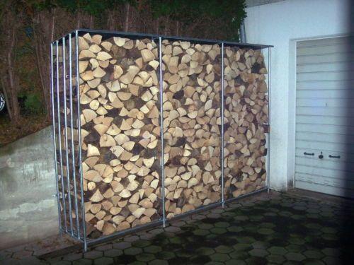 Brennholzregal außen  Die 25+ besten Brennholzregal Ideen auf Pinterest | Brennholz-rack ...