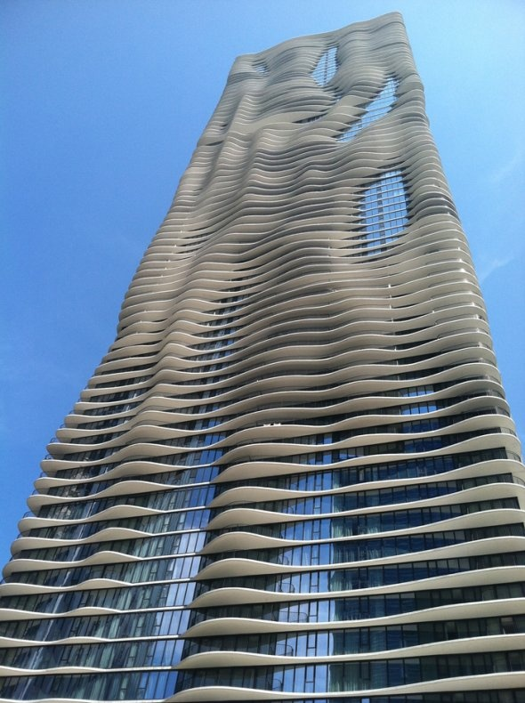 Best 25 cool architecture ideas on pinterest modern for Funky hotels chicago