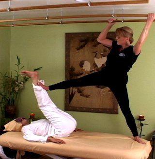 Ashiatsu Oriental Bar Therapy Barefoot Massage - Home Study - Know the Difference  (Ashi-Thai)