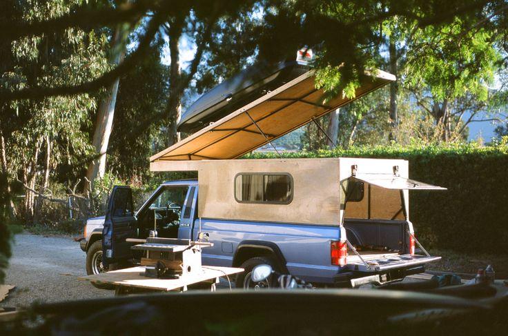 Happy campers trevor gordon korduroytv truck bed