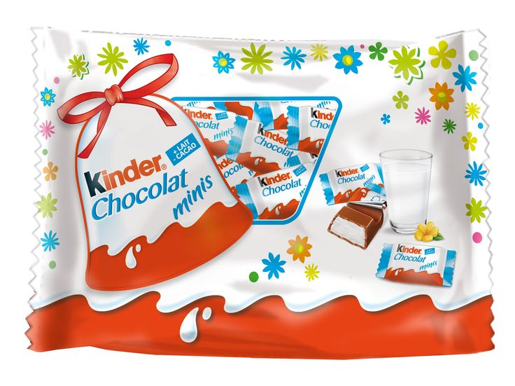Kinder Chocolat Minis