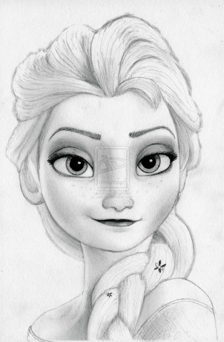 Frozen's Elsa- The Cold Never Bothered Me Anyway by julesrizz on deviantART