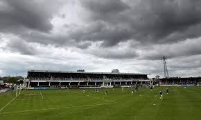 Edgar Street, Hereford United