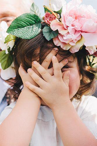 Flower Girl via Shannen Natasha