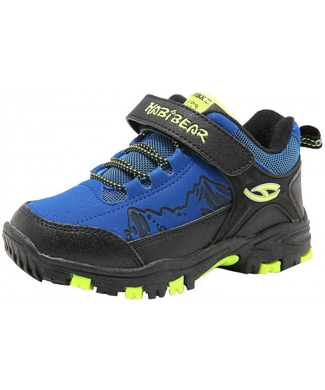 Boys Outdoor Hiking Shoes Kids Waterproof Athletic Sneakers - Blue -  C518E8RYKUS | Kid shoes, Fashion kids shoes, Cheap boys shoes