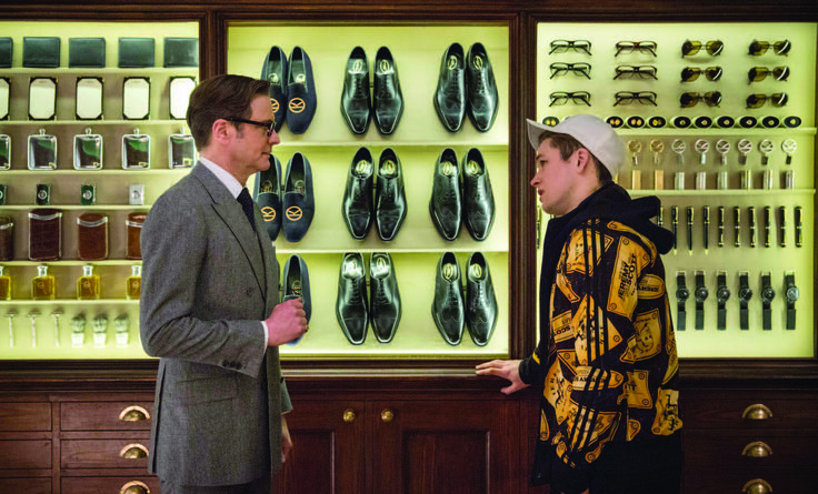 "Win a pair of tickets to the advance screening of ""Kingsman: The Secret Service"" on February 10."