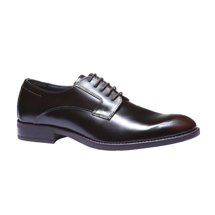 Bata derby shoes
