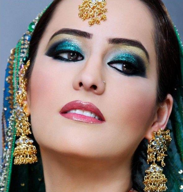 17 Best Ideas About Pakistani Bridal Makeup On Pinterest