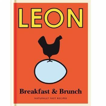 Leon Leon - Breakfast & Brunch: A great breakfast or brunch has always been at the heart of the Leon experience and this irresistible compact collection of naturally fast recipes will make your tastebuds sing. From a Breakfasty Banana Split and a Mini Knickerbocker Glory to luxurious wheat-free Saturday Pancakes.