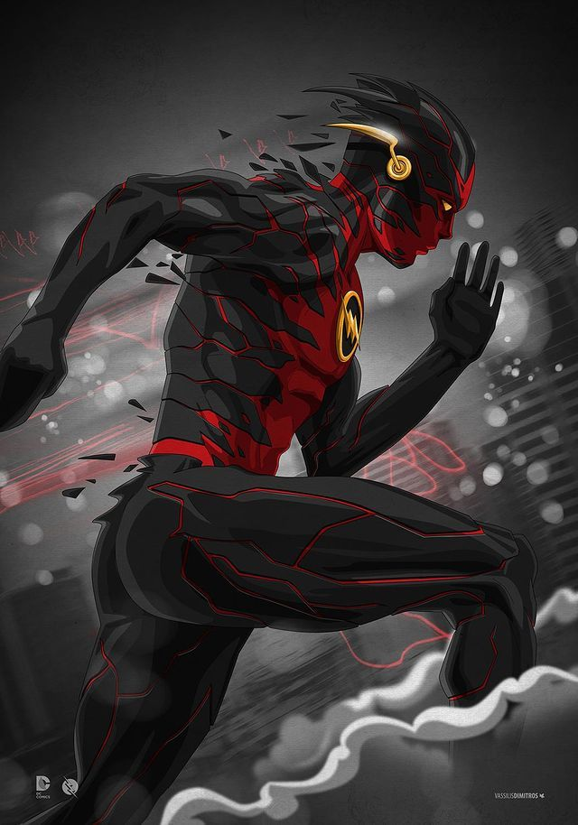 Reverse Flash The New 52 version of Reverse Flash, was quite amazing. I thought it took the character and visually uplifted him in the direction he really needed, rather than a simple color switch of the main character