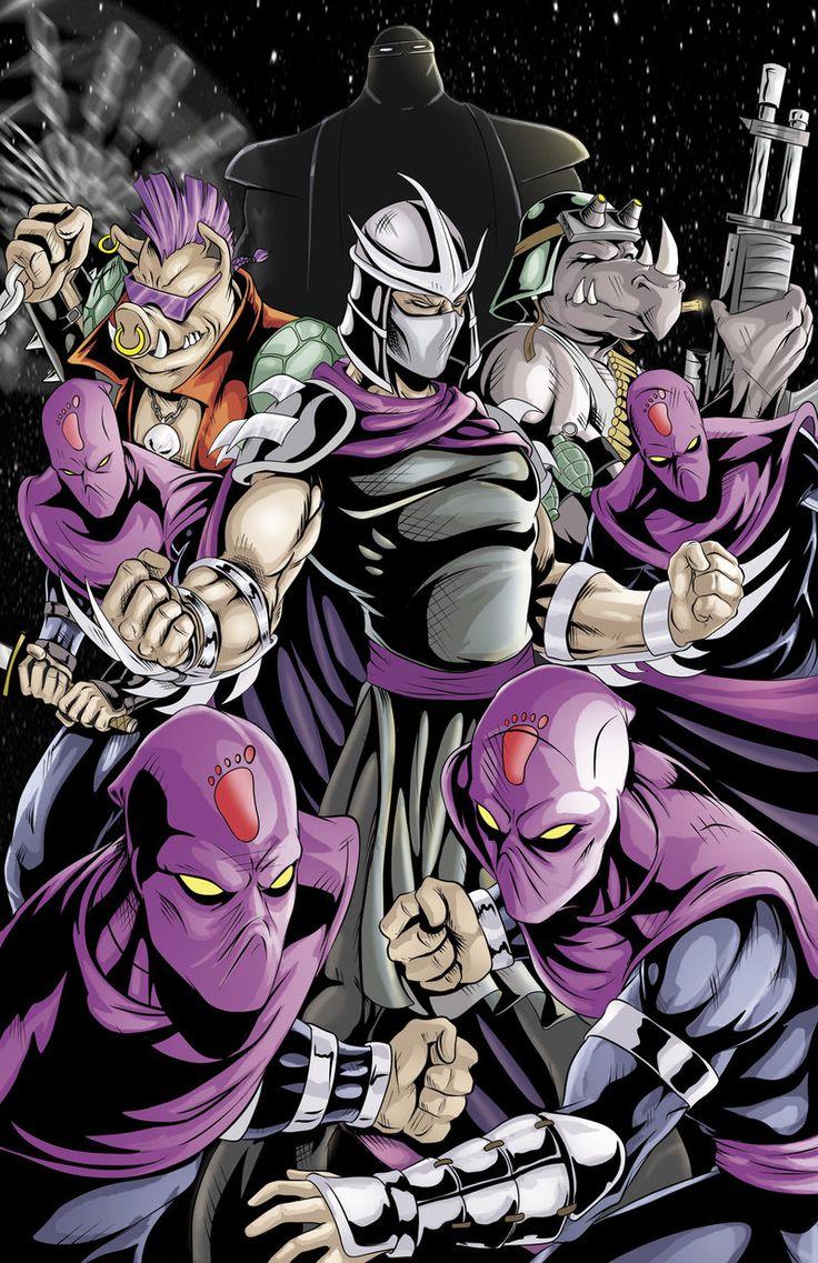 William Fichtner, who plays Shredder in the upcoming reboot of Teenage Mutant Ninja Turtles reboot says it's unlike what we've seen before from TMNT.