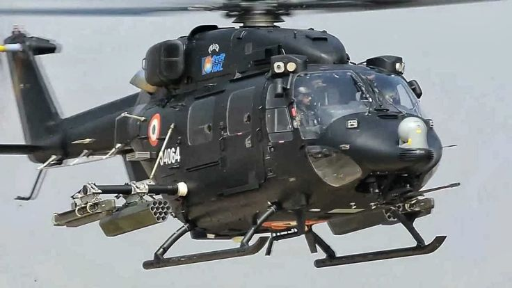 Rudra is an attack helicopter manufactured by Hindustan Aeronautics Limited (HAL), for the Indian Army. It is the Weapon System Integrated (WSI) Mk-IV