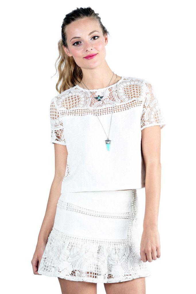 Spring Crush Skirt