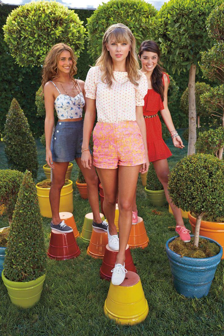 Taylor Swift -- Keds