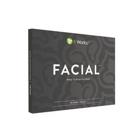 Don't wear your age on your face! Tighten, tone, and firm to give your face a lift in as little as 45 minutes. This cream-infused, deep hydration mask soothes skin and softens the look of fine lines and wrinkles while continuously hydrating for a more beautiful you!