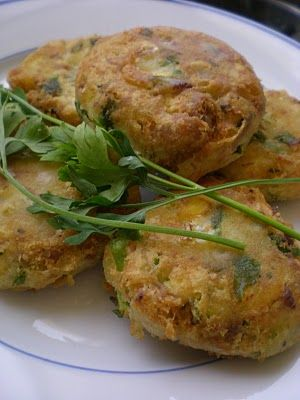 Tortitas de Atun (Mexican Fishcakes) - Aesthetic Dalliances