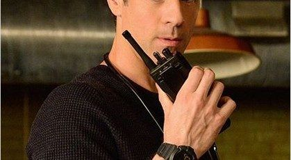 [Casio on TV] Eddie Cahill is wearing G-Shock GW-9300