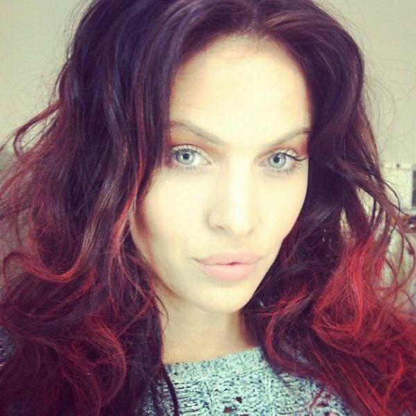 Hana Nitsche HaareAls Model macht man so manche Verwandlungen durch, auch und vor allem, was die Haare angeht. So zeigte sich jetzt Hana
