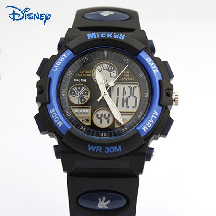 32.29$  Watch now - http://alim7v.shopchina.info/1/go.php?t=32712355029 - Disney G Style Shock Sport Watch Men Digital Watch Mens Watches Top Brand Luxury Famous Analog Date Week Male Clock reloj hombre  #buychinaproducts