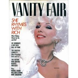 Vanity Fair Monthly Magazine Subscription #Mother's Day Gifts  http://www.giftgenies.com/presents/vanity-fair-subscription