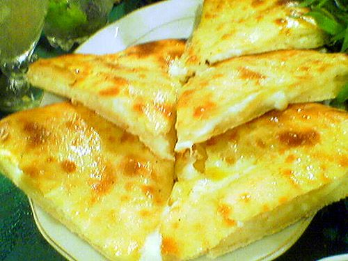 хачапури рецепт - Georgia