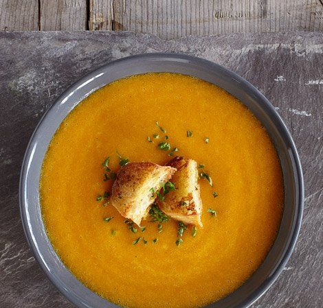 Gingered Carrot Orange Soup | Vitamix