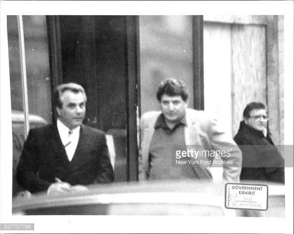 J.Gotti and Frank Decicco