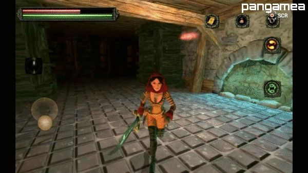 Hack & slash RPG with spells and boss fights