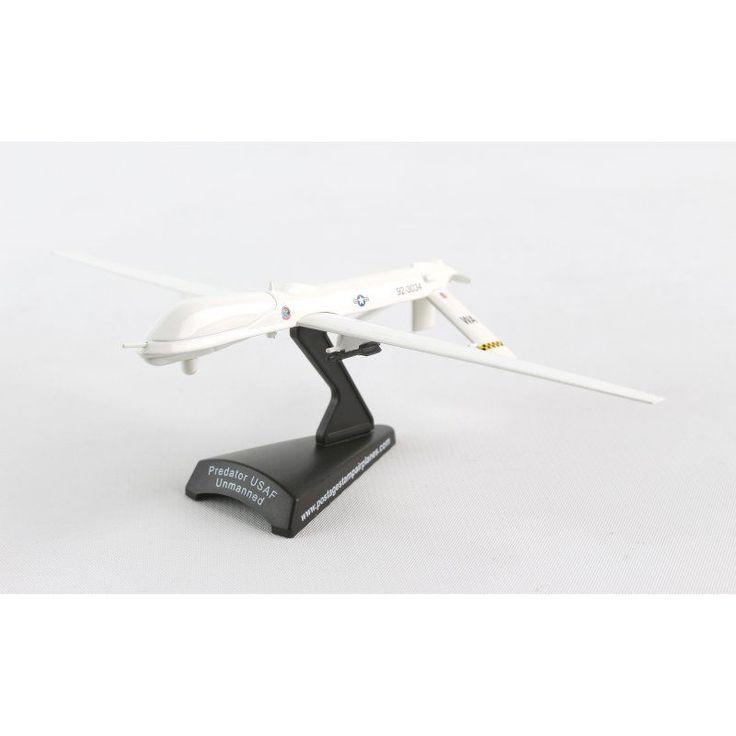 Postage Stamp USAF RQ-1 Predator UAV Drone Model Plane - PS5567