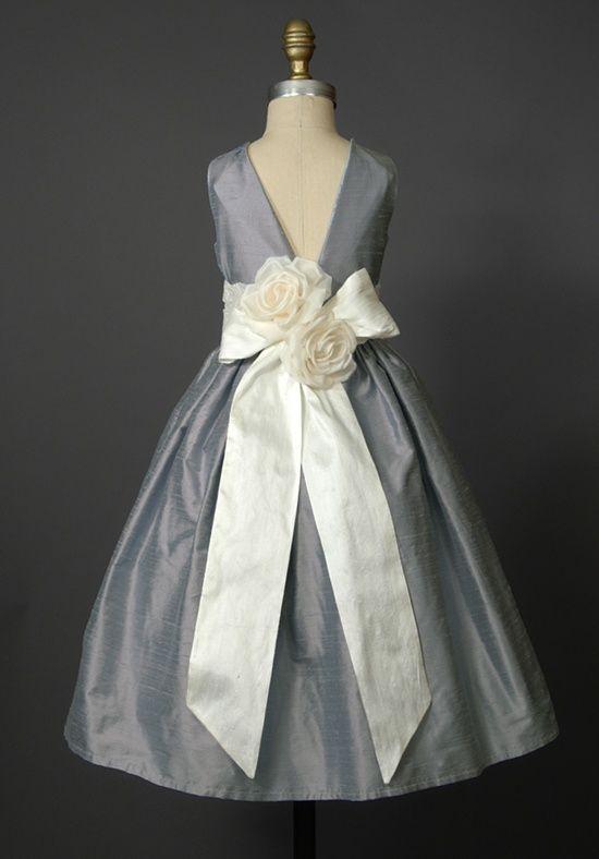 Elizabeth St. John Children Tina Flower Girl Dress - The Knot