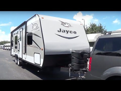 Jayco 26BH Travel Trailer Demo from Dealer (Tampa RV)